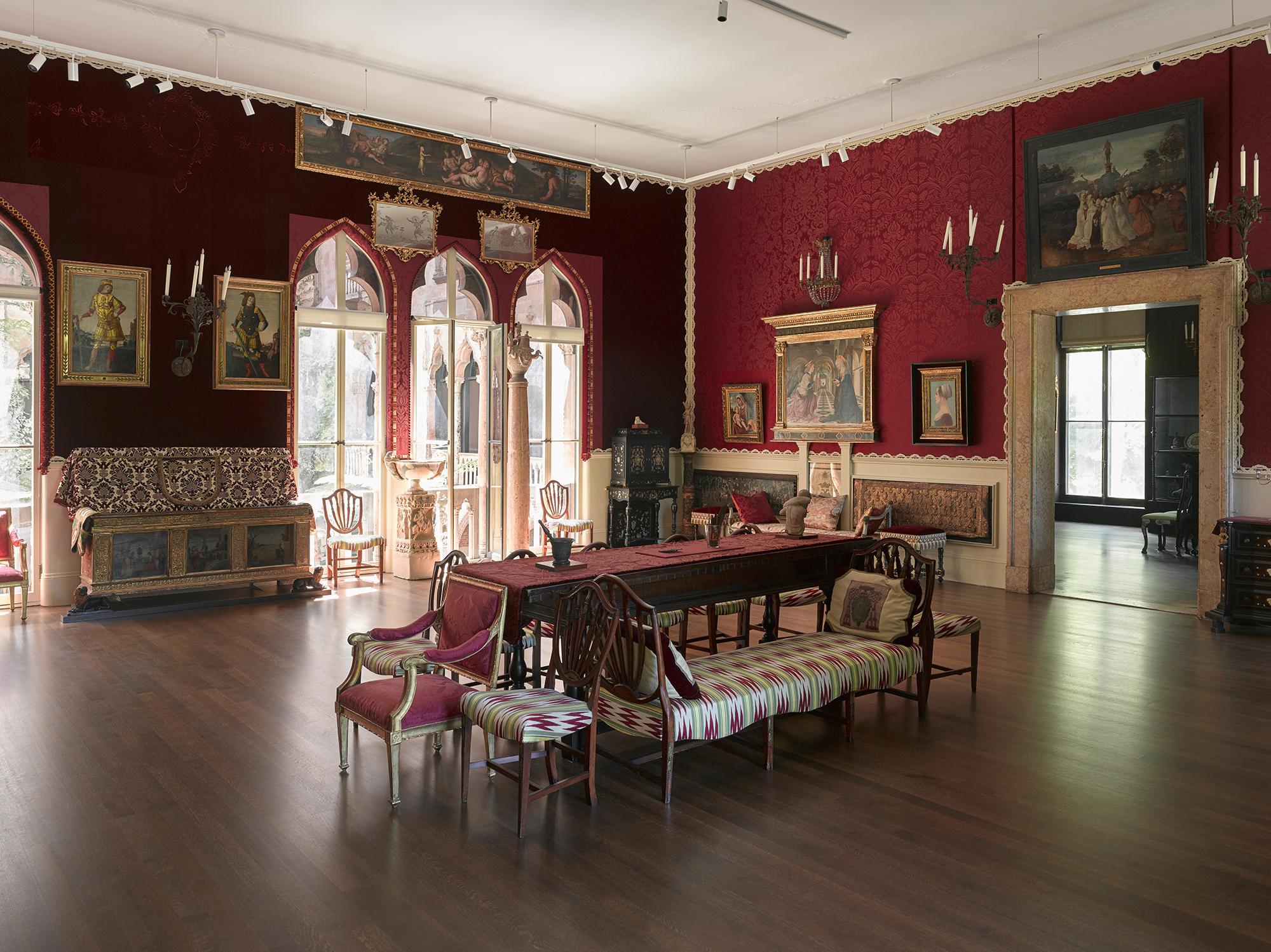 Raphael Room Isabella Stewart Gardner Museum