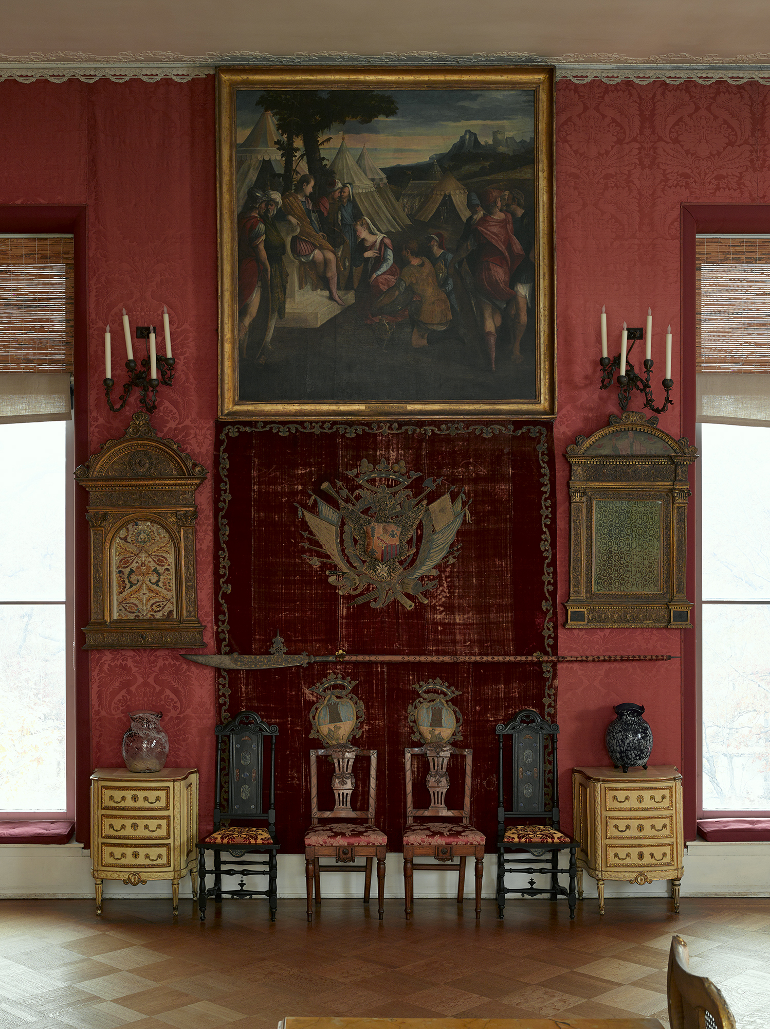 Titian Room Isabella Stewart Gardner Museum