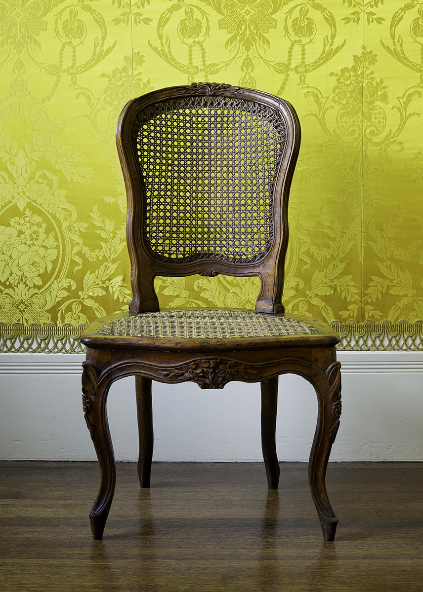 Italian, Parma, Side Chair, second half of the 18th century. Photo by Sean Dungan