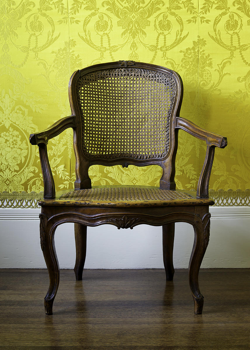Italian, Parma, Settee, second half of the 18th century. Photo by Sean Dunganv
