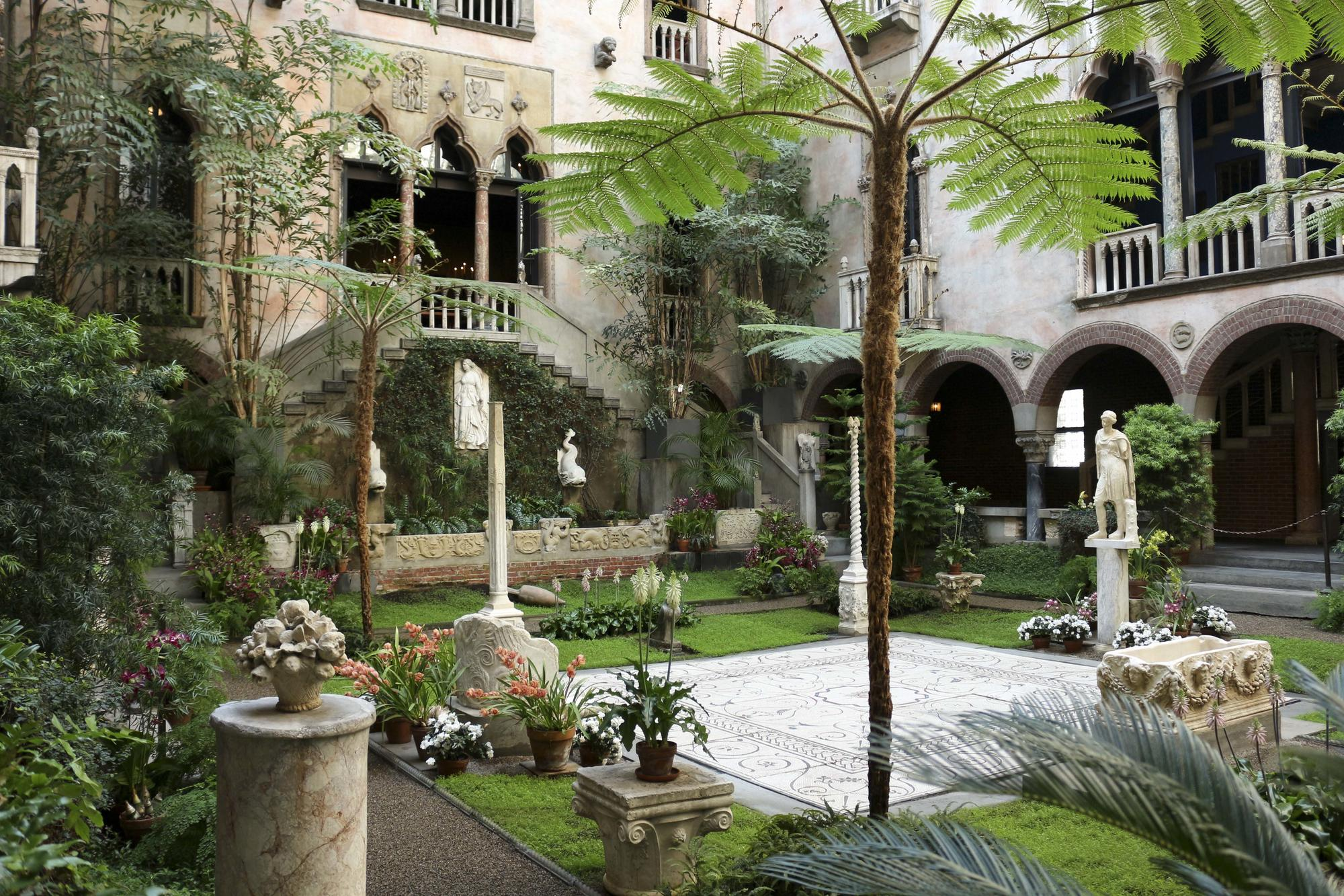 The Courtyard. Photo by Siena Scarff.