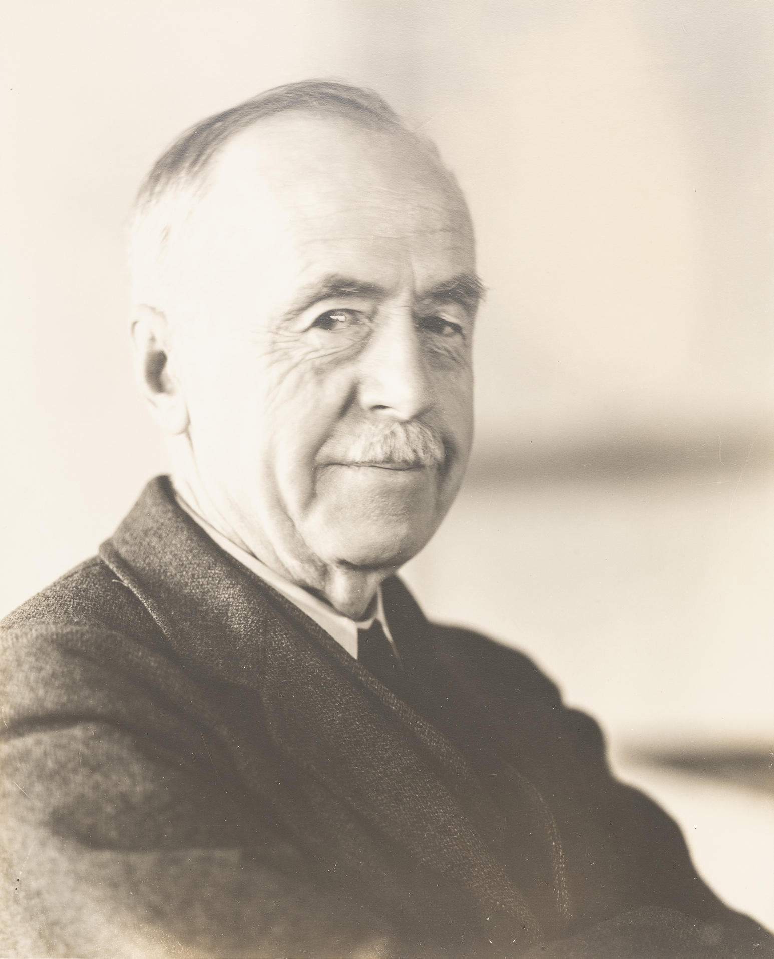 Joseph Lindon Smith, 1932–1933 Photo: Joseph Aloysius Lyons