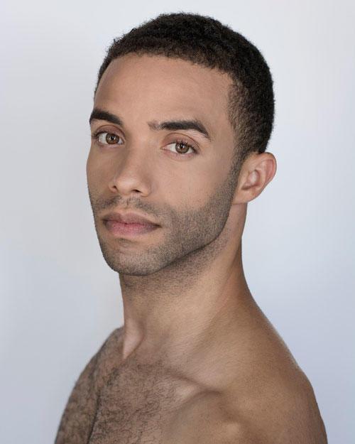 Ricardo Zayas, Dancer, Shen Wei Dance Arts