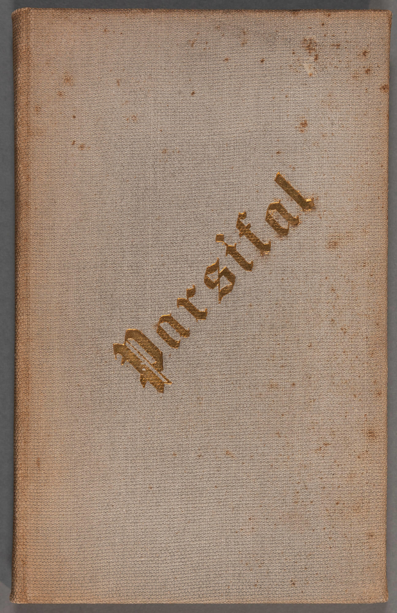 The word Pastifal on a page.