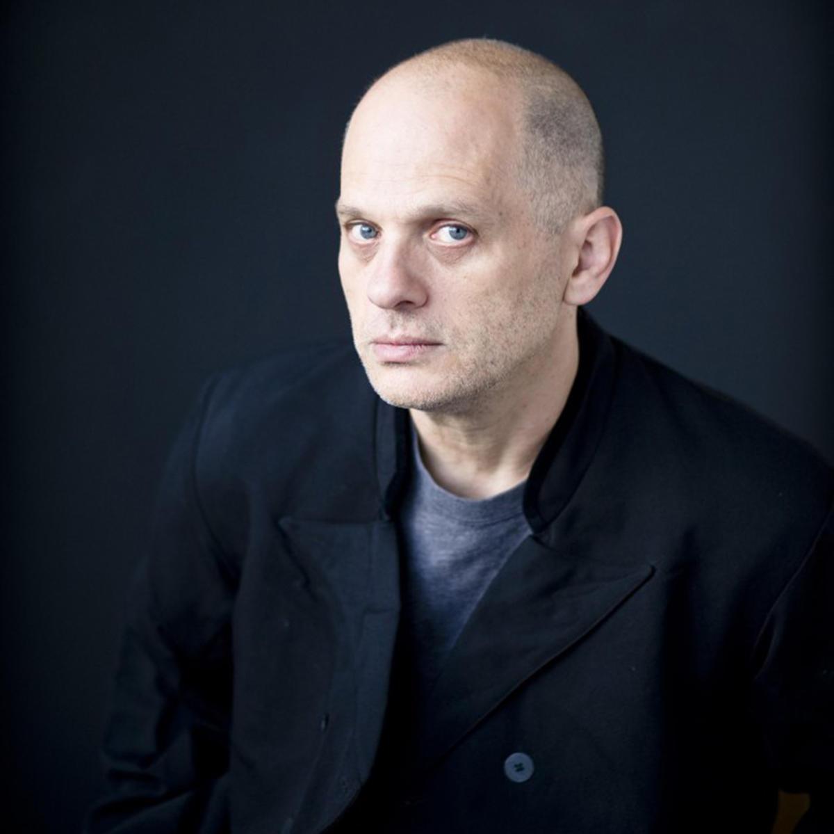 David Lang, photo by Peter Serling