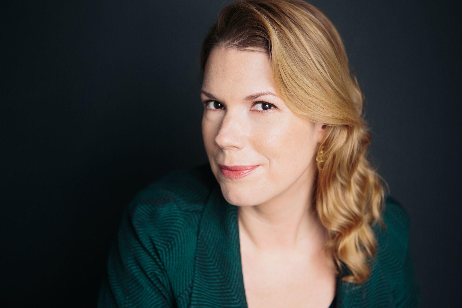 Jessica Meyer, photo by Tatiana Daubeck