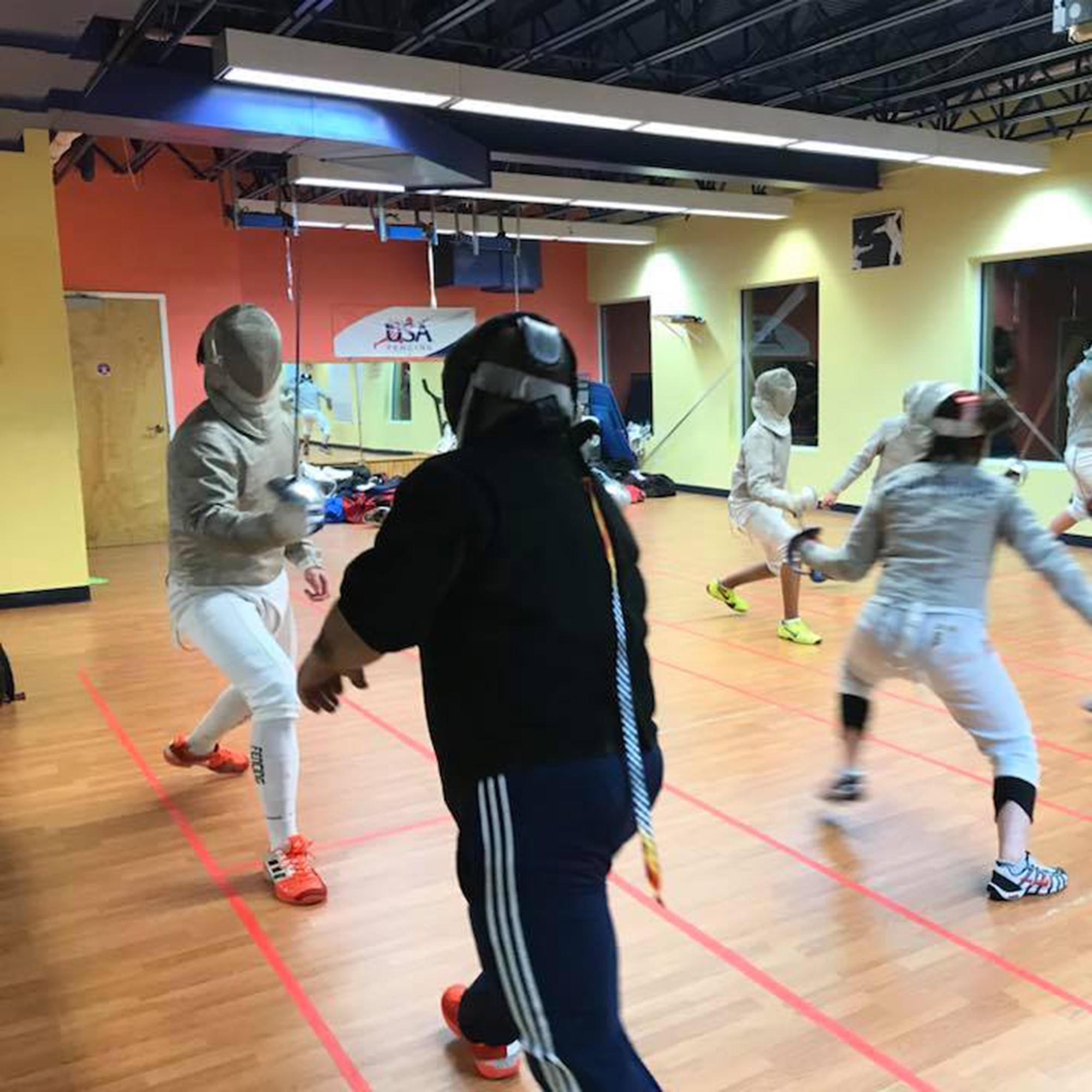 International Fencing Club
