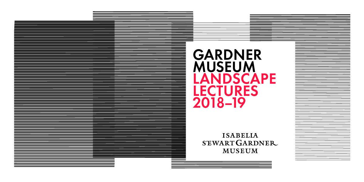 Landscape Lectures, 2018-2019