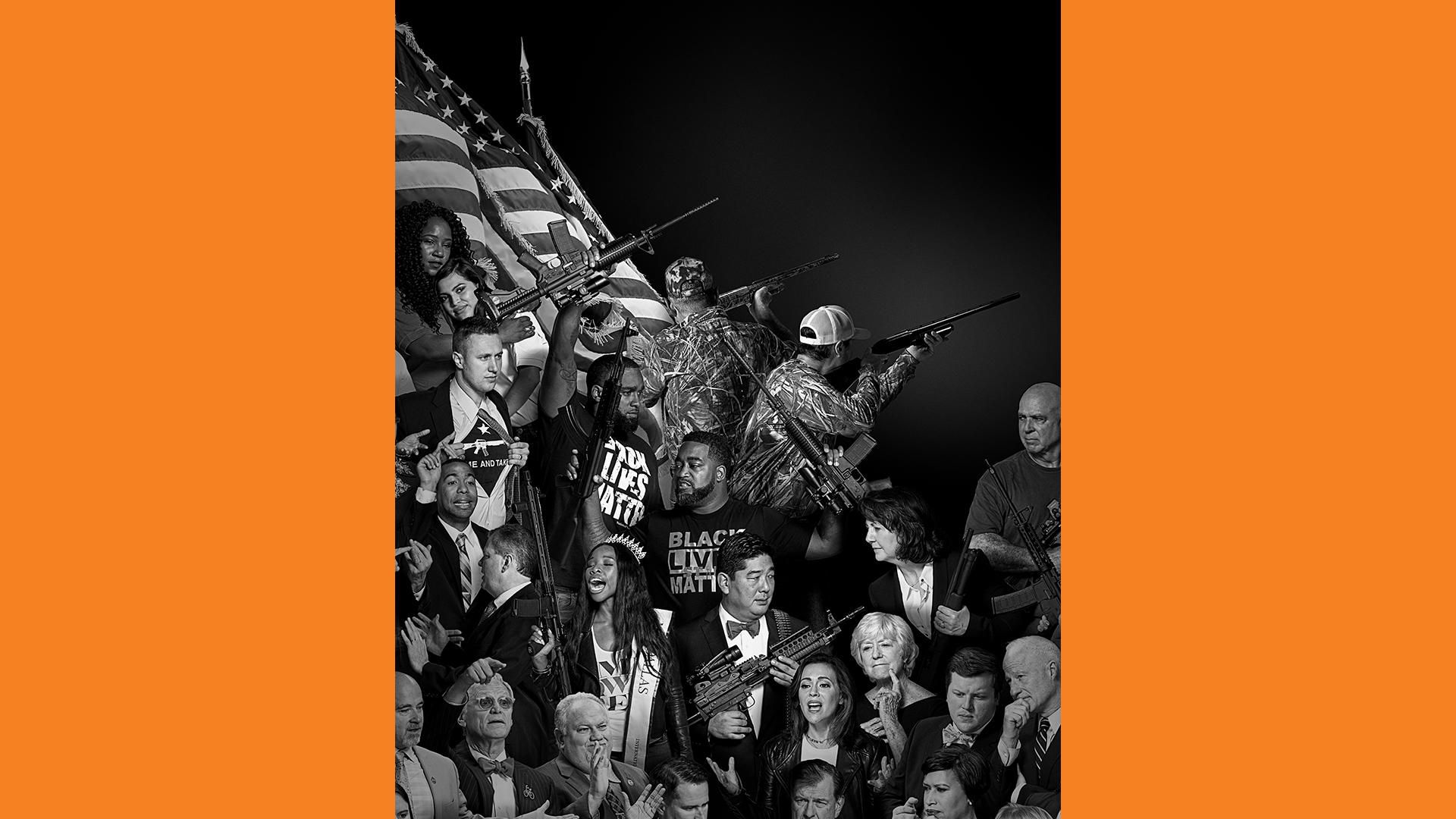 JR/TIME - Guns in America