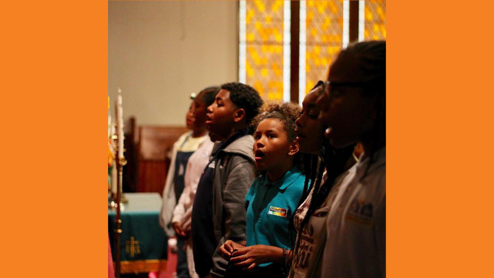 Hamilton Garrett Music and Arts Academy Chorus