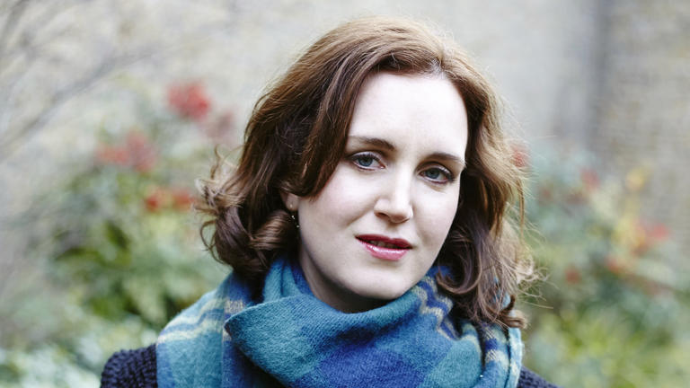 Helen Grime, photo by Amy Barton