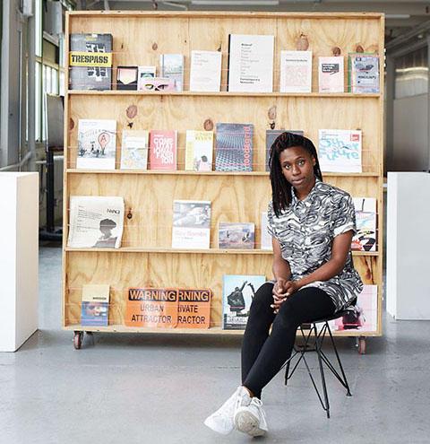 Mimi Onuoha, Olin College of Engineering, photo by Leise Jones Photography