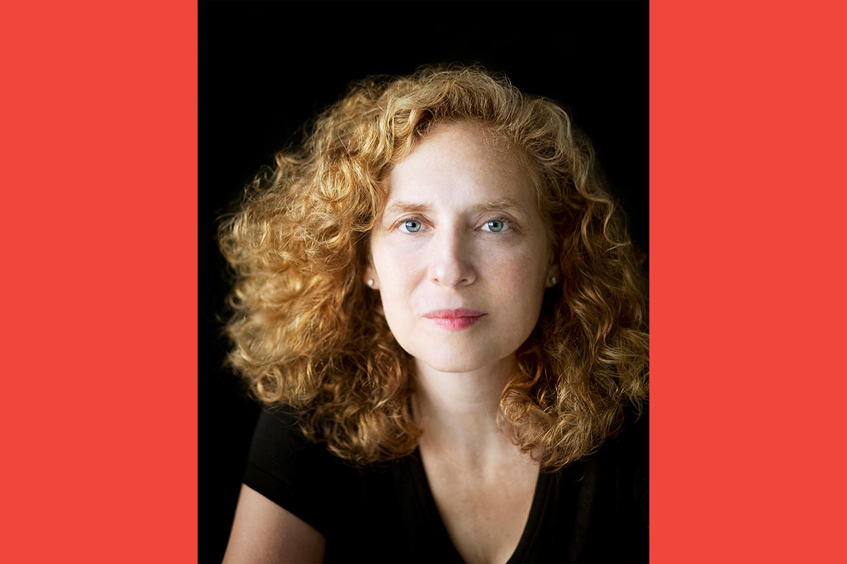 Julia Wolfe, photo by Peter Serling