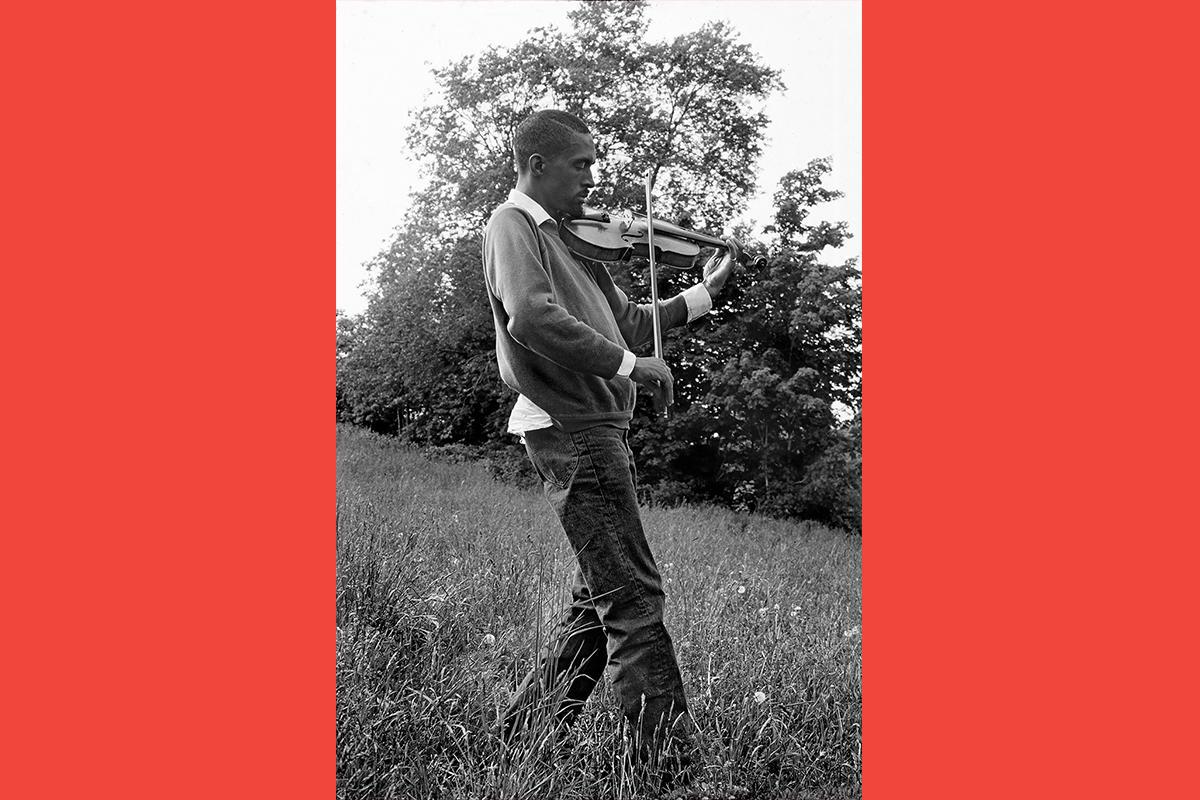 Julius Eastman, photo by Chris Rusiniak