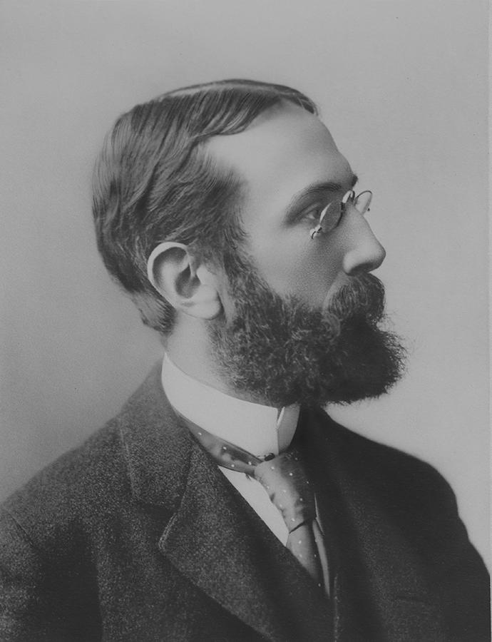 Elmer Chickering, Charles Eliot (1892). Courtesy of the Massachusetts Archives.