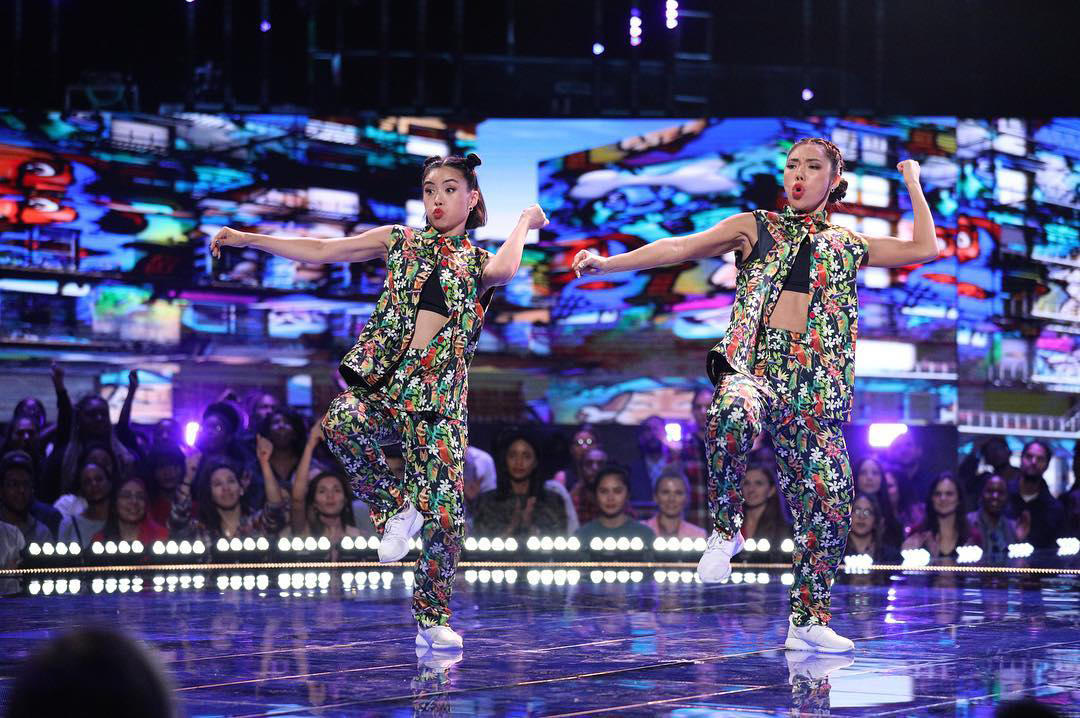 All Ready perform on NBC's World of Dance, photo courtesy of NBC