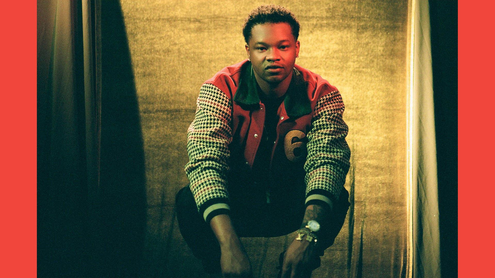 BJ The Chicago Kid, photo by Alex Harper