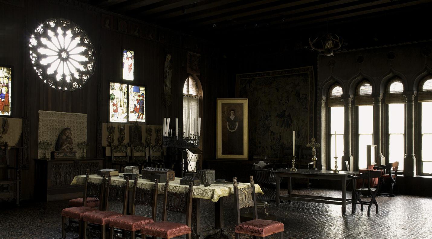 Gothic Room Isabella Stewart Gardner Museum